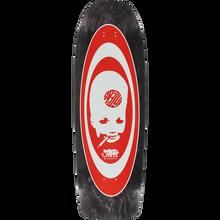 Black Label - Lucero Thumbhead 2 Deck-10x32.88 Blk Stain - Skateboard Deck