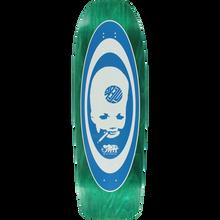 Black Label - Lucero Thumbhead 2 Deck-10x32.88 Teal Stain - Skateboard Deck