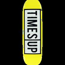Papm - Times Up Deck-8.5x32.25 - Skateboard Deck
