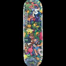 Santa Cruz - Tmnt Toys Deck-8.0 Everslick - Skateboard Deck