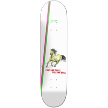 Chocolate - Cruz Truth Seeker Deck-8.12 - Skateboard Deck