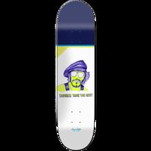 Chocolate - Alvarez Truth Seeker Deck-8.0 - Skateboard Deck