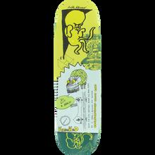 KROOKED - Worrest Uno Unknown Deck-8.25 - Skateboard Deck