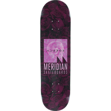 Mercury - We Hang Out Deck-8.0 Blk/pink - Skateboard Deck