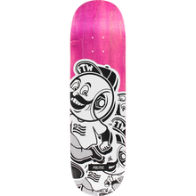 Politic - Wheelhead Deck-8.5x32.37 Assorted Stains - Skateboard Deck
