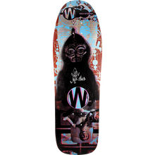 Prime Heritage - World Enterprises Art By O Deck-9.87x31.25 - Skateboard Deck