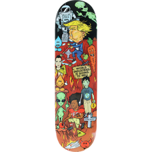World Industries - Worst Deck Ever Deck-8.3 - Skateboard Deck