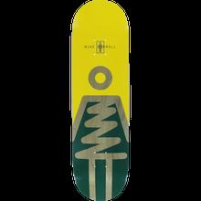 Girl - Carroll Zig-zag Deck-8.37 - Skateboard Deck