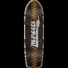 KROOKED - Zagger Jacket Klub Deck-8.62x32.18 - Skateboard Deck