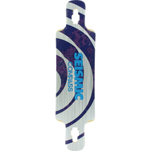 Seismic - Compass 36 Deck-9.25x36 - Longboard Deck
