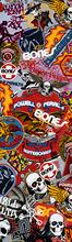 Powell Peralta - Grip Single Sheet Og Stickers - Skateboard Grip Tape