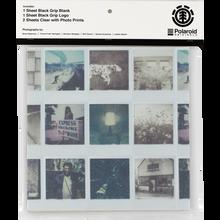 Element - Grip Squares - Polaroid Grip Pack Assorted - Skateboard Grip Tape