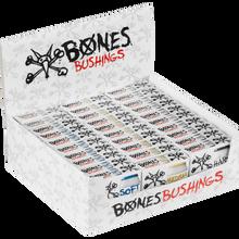 Bones Wheels - Hardcore Bushings 30pk/case White/assorted  - Skateboard Bushings