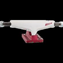 Tensor - Brophy 5.75 Reg Mag-light(at) Wht/pink - Skateboard Trucks (Pair)