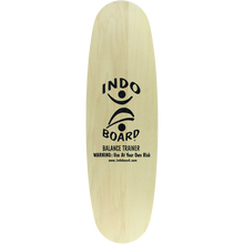 IndoBoard - Mini Pro Deck(deck Only) Natural - Balance Board