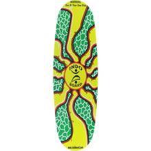 IndoBoard - Mini Pro Deck(deck Only) Sunburst - Balance Board