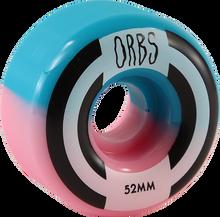 Orbs - Apparitions Split 52mm 99a Pink/blue - Skateboard Wheels (Set of Four)