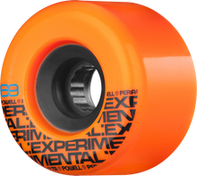 Powell Peralta - Atf Beta Paster 69mm 78a Orange - Skateboard Wheels (Set of Four)