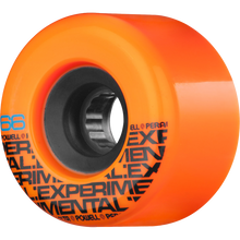 Powell Peralta - Atf Beta Paster 66mm 78a Orange - Skateboard Wheels (Set of Four)