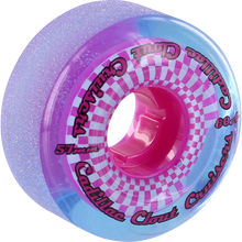 Cadillac - Clout Cruisers 57mm 80a Blu/pink - Skateboard Wheels (Set of Four)