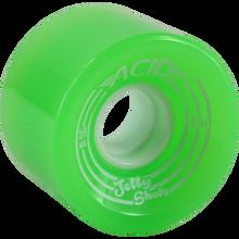 Acid - Jelly Shots 59mm Green - Skateboard Wheels (Set of Four)