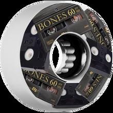 Bones Wheels - Atf Mini Dv's 60mm White - Skateboard Wheels (Set of Four)