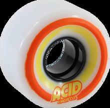 Acid - Pods Conical 55mm White - Skateboard Wheels (Set of Four)