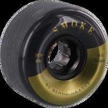 Blood Red Orange - Orange Smoke 60mm 84a Blk/gold - Skateboard Wheels (Set of Four)
