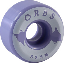 Orbs - Specters Solid 52mm 99a Lavender - Skateboard Wheels (Set of Four)