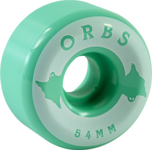 Orbs - Specters Solid 54mm 99a Mint - Skateboard Wheels (Set of Four)