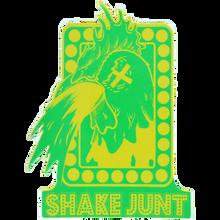 SHAKE JUNT - Chicken Guts Decal Single