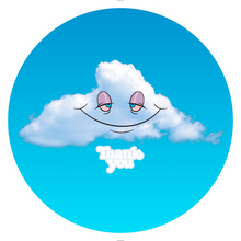 Thank you - You Head In The Clouds Decal Single