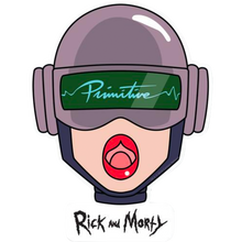 Primitive - R&m Gwendolyn Head Decal Single