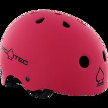 Pro Tec - (cpsc)classic Matte Pink Xl Helmet - Skateboard Helmet