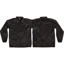 Independent - Chadwick Coach Windbreaker L-3d Black Camo