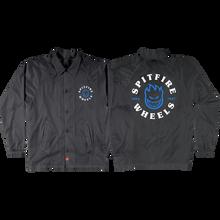 Spitfire - Classic Bighead Jacket Yth S-blk/blu/wht