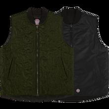 Independent - Core Reversible Vest M-forset Green
