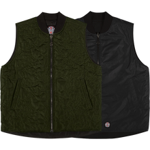 Independent - Core Reversible Vest S-forset Green