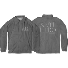 Anti Hero - Drop Hero Jacket L-grey/reflective