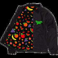 Thank you - You Fruit Salad Jacket Xl-blk/grn