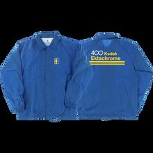 Girl - Kodak Ektachrome Coaches Jacket S-blue