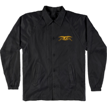 Anti Hero - Stock Eagle Patch Jacket L-blk/yel