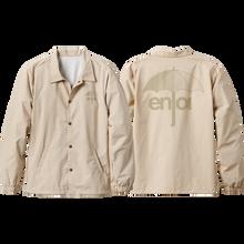 Enjoi - Tonal Umbrella Coaches Jacket L-khaki