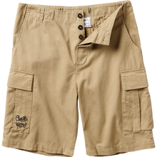 Ghetto Wear - Wear Cargo Shorts 36-khaki
