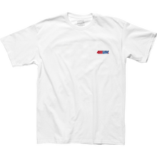 TRANSWORLD MAG - 411vm Embroidered Ss S-white - T-shirt