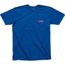 TRANSWORLD MAG - 411vm Embroidered Ss S-blue - T-shirt