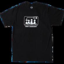 Alien Workshop - Abduction Ss L-black - T-shirt