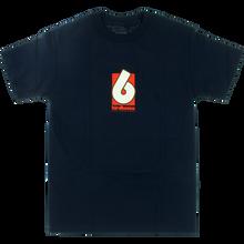Birdhouse - B-logo Ss M-navy - T-shirt