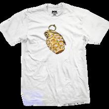 DGK - Blowin Up Ss S-white - T-shirt