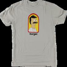 Habitat - Bob's Burgers Burger Ss M-grey - T-shirt